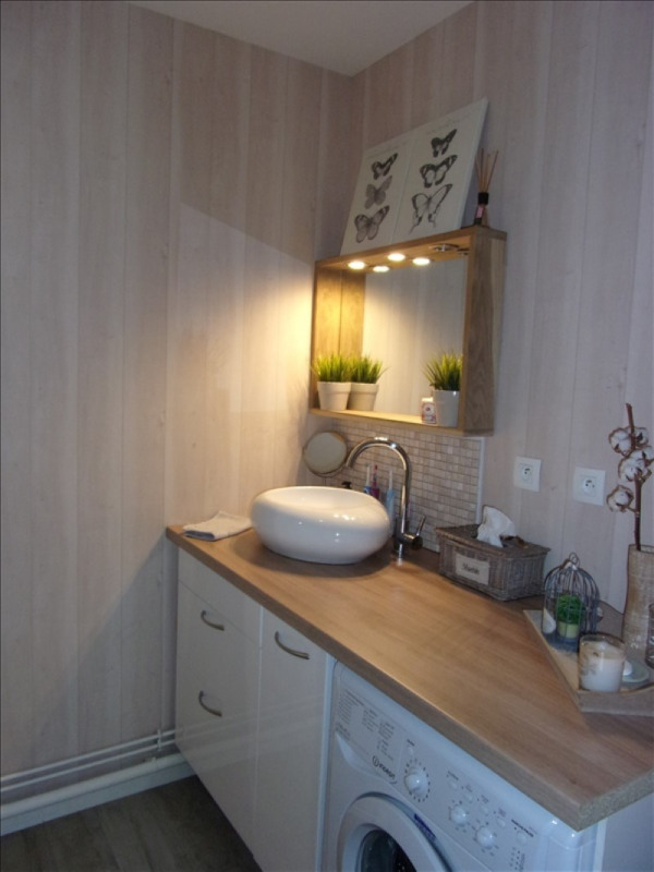Vente appartement Chateaubourg 162750€ - Photo 4