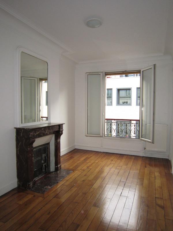Rental apartment Paris 17ème 1448€ CC - Picture 9