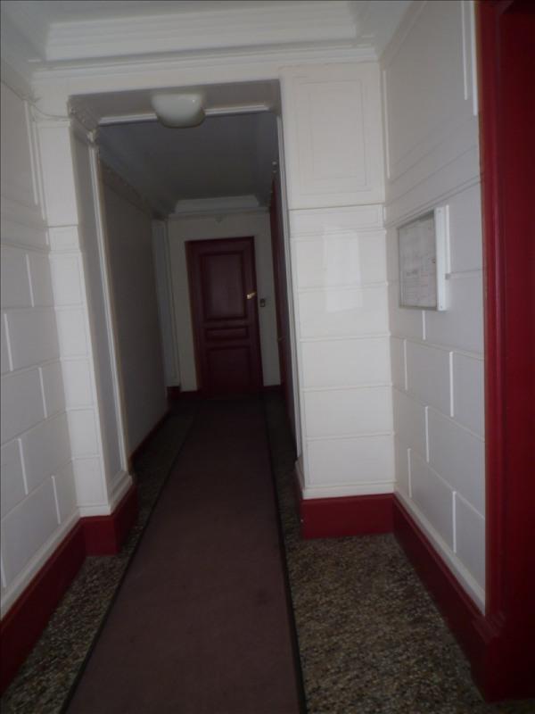 Rental apartment Paris 16ème 1144€ CC - Picture 4