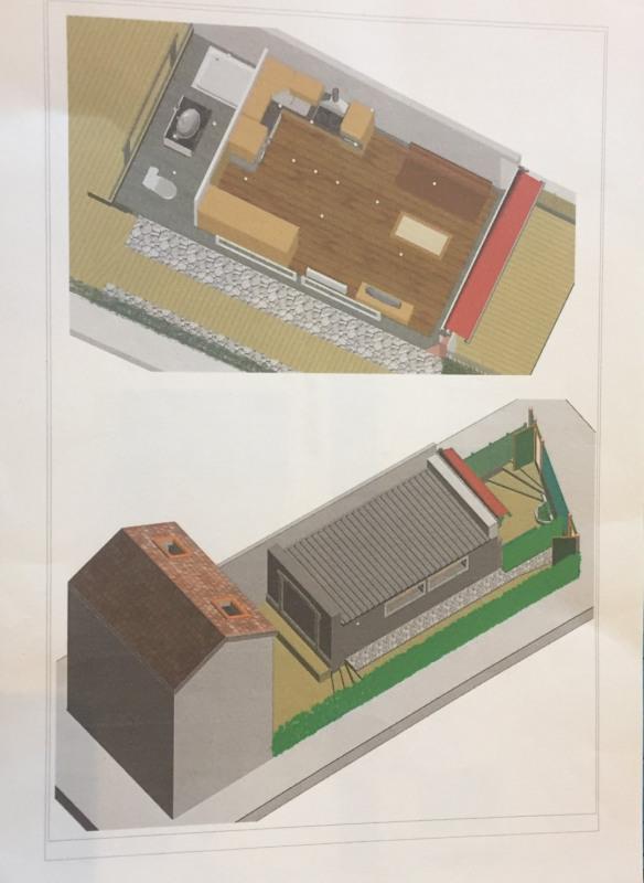 Vente maison / villa Rosny sous bois 475000€ - Photo 1