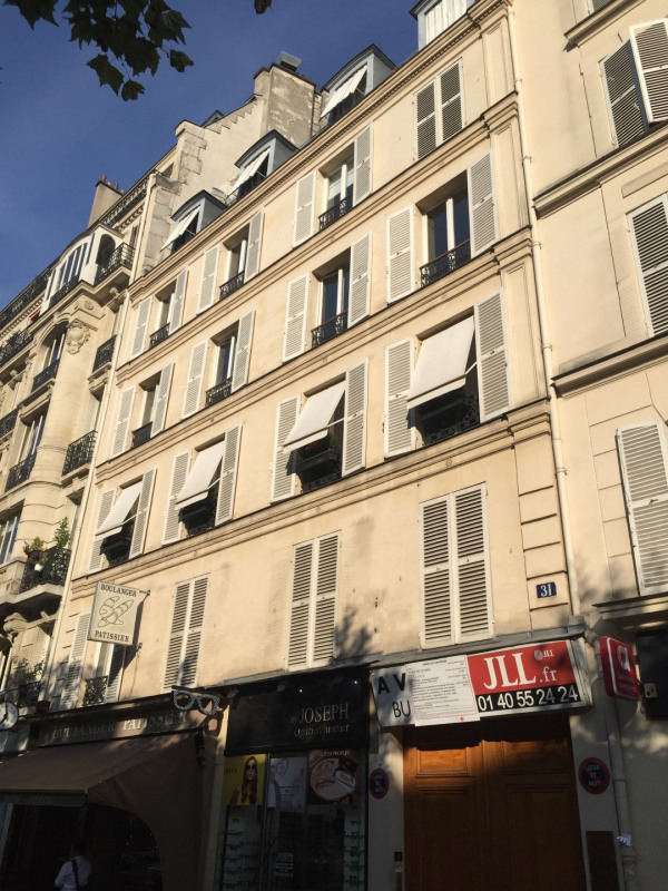 Sale apartment Paris 7ème 315 000€ - Picture 1