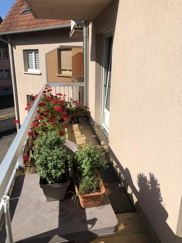 Vente appartement Haguenau 129000€ - Photo 4