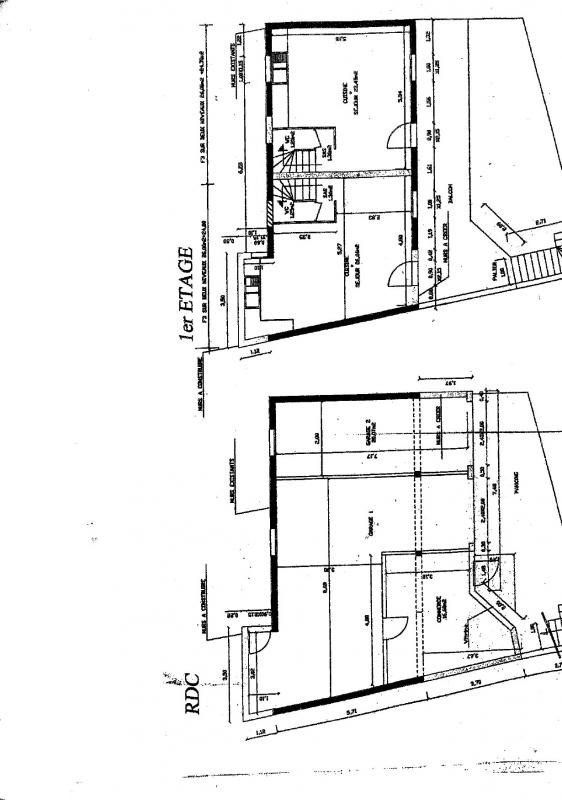 Revenda edifício Deauville 455800€ - Fotografia 2