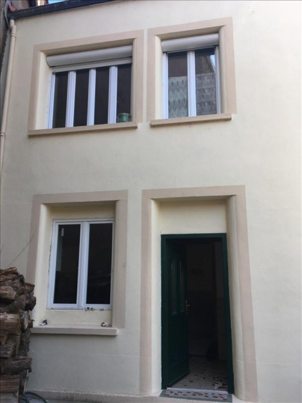 Venta  casa Souvigny 91000€ - Fotografía 1