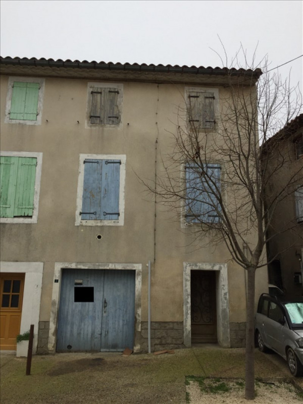 Sale house / villa Carcassonne 65 000€ - Picture 1
