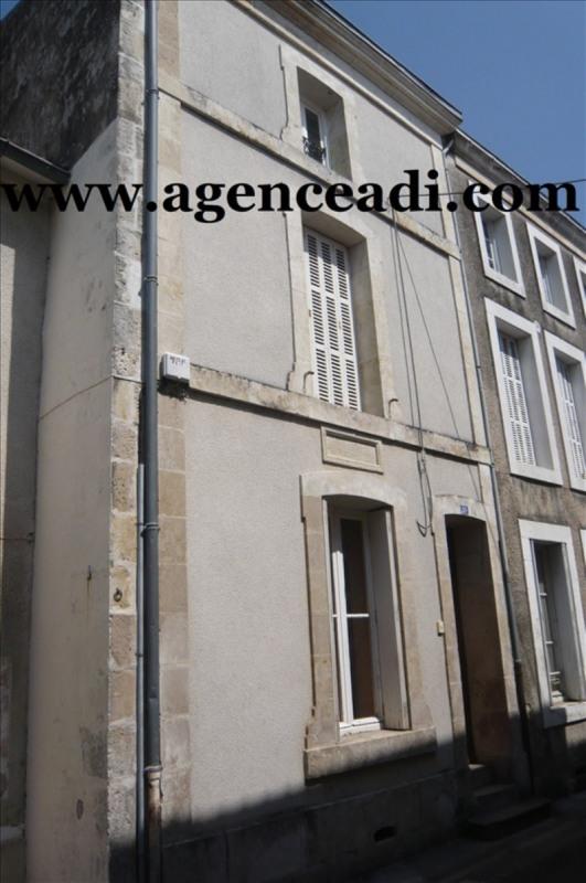 Vente maison / villa La mothe st heray 95400€ - Photo 1