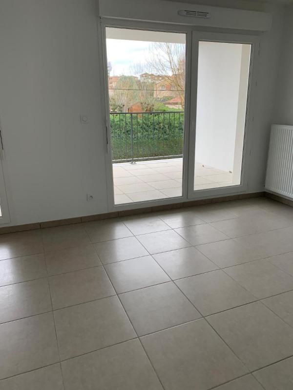 Rental apartment Jassans riottier 720€ CC - Picture 1