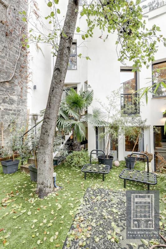 Deluxe sale house / villa Paris 18ème 2395000€ - Picture 2