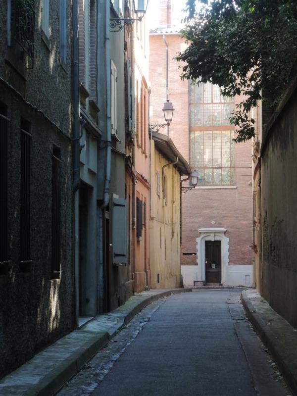 Sale apartment Toulouse 143000€ - Picture 1
