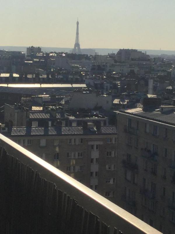Alquiler  apartamento Paris 18ème 1125€ CC - Fotografía 2