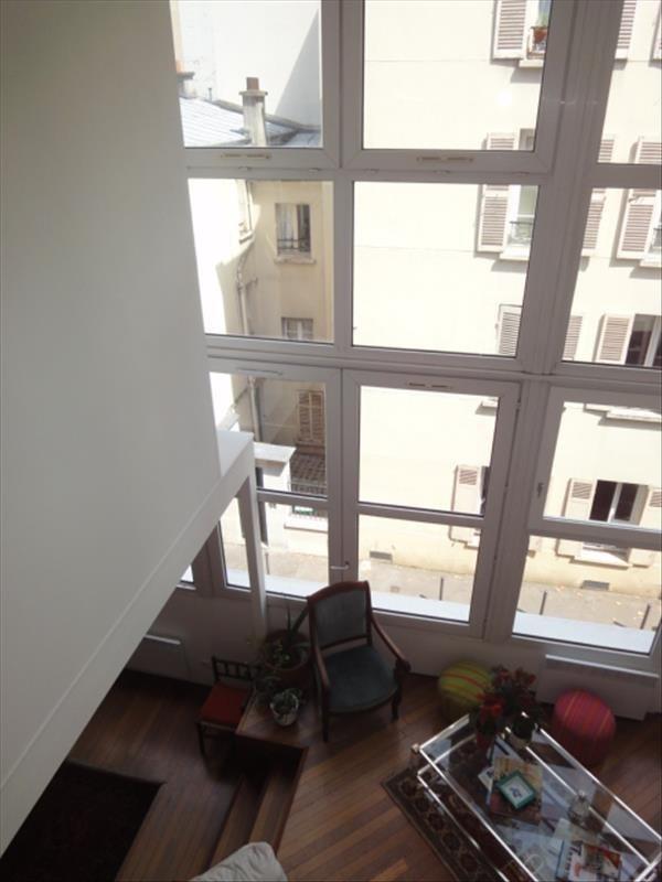 Deluxe sale loft/workshop/open plan Paris 19ème 1030000€ - Picture 6
