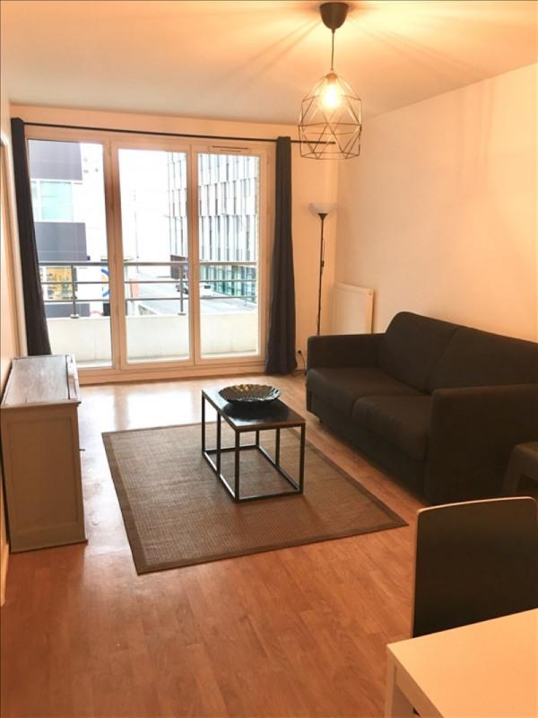 Rental apartment Saint-ouen 1250€ CC - Picture 1