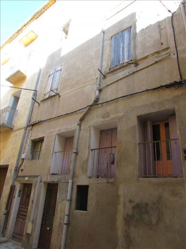 Sale building Beziers 178 000€ - Picture 1