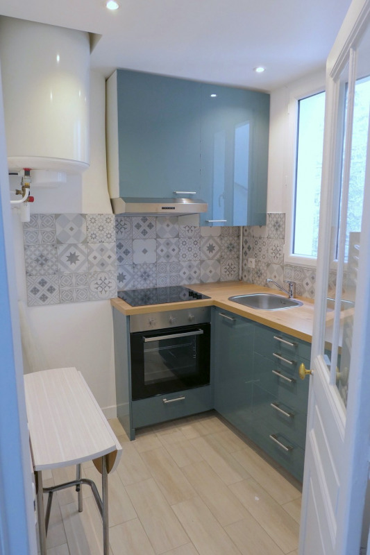 Vente appartement Paris 18ème 465 000€ - Photo 2