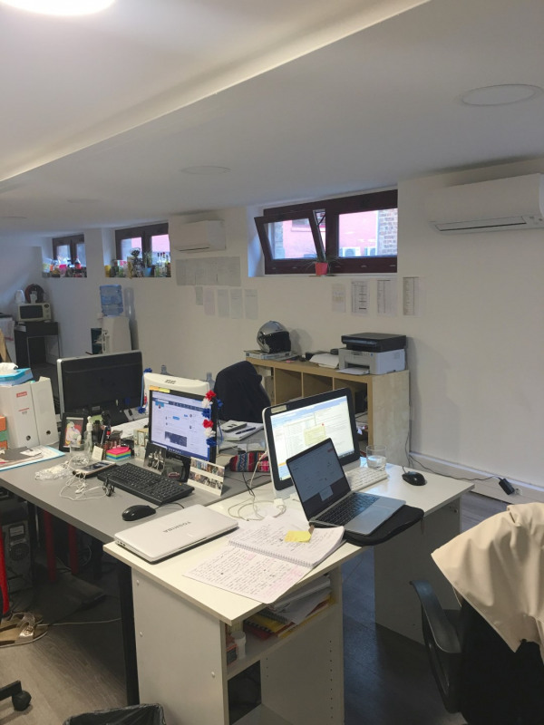Rental office Montreuil 930€ CC - Picture 8