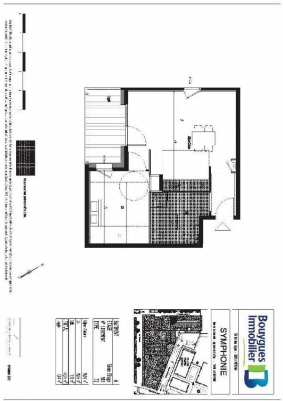 Rental apartment La ravoire 578€ CC - Picture 6