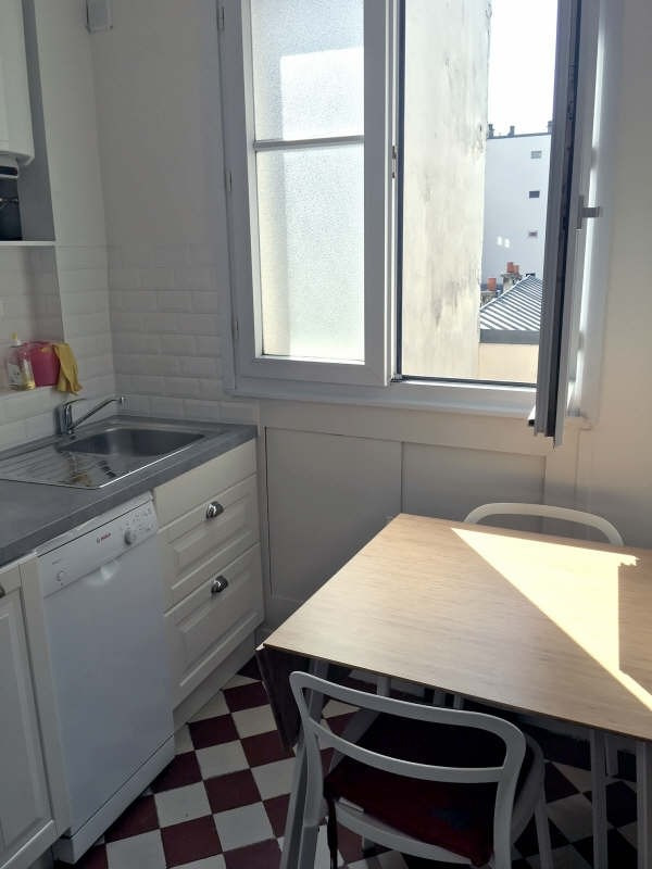 Rental apartment Paris 7ème 1600€ CC - Picture 6