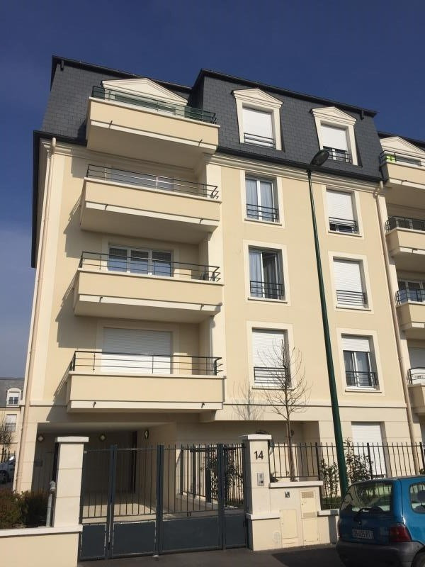 Rental apartment Vaires sur marne 1 012€ CC - Picture 1