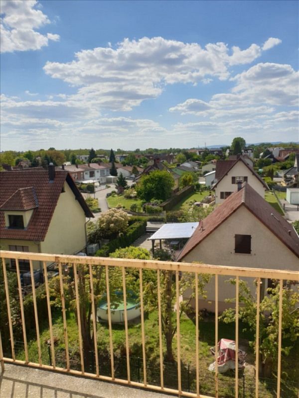 Rental apartment Lauterbourg 593€ CC - Picture 5