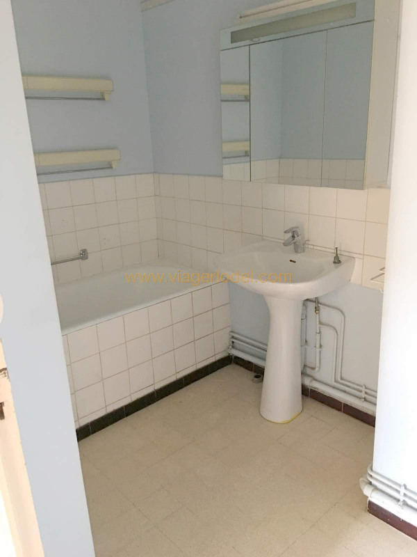 Life annuity apartment Toulon 45000€ - Picture 5