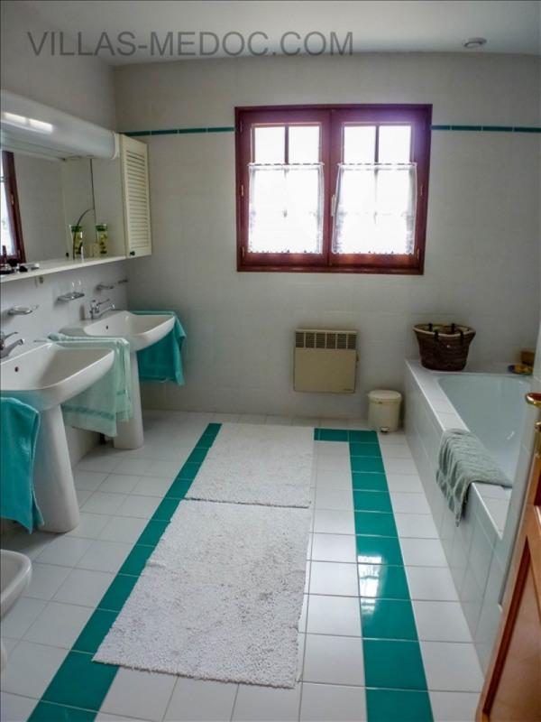 Sale house / villa Grayan et l hopital 380000€ - Picture 10