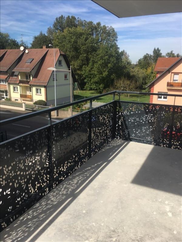 Rental apartment Lingolsheim 595€ CC - Picture 2