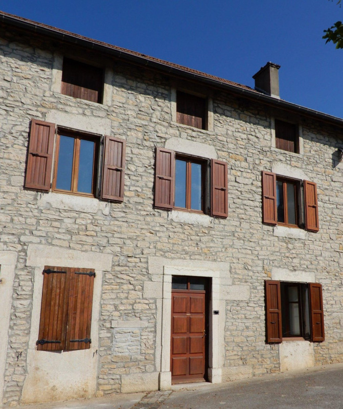 Stone-built property 6 rooms