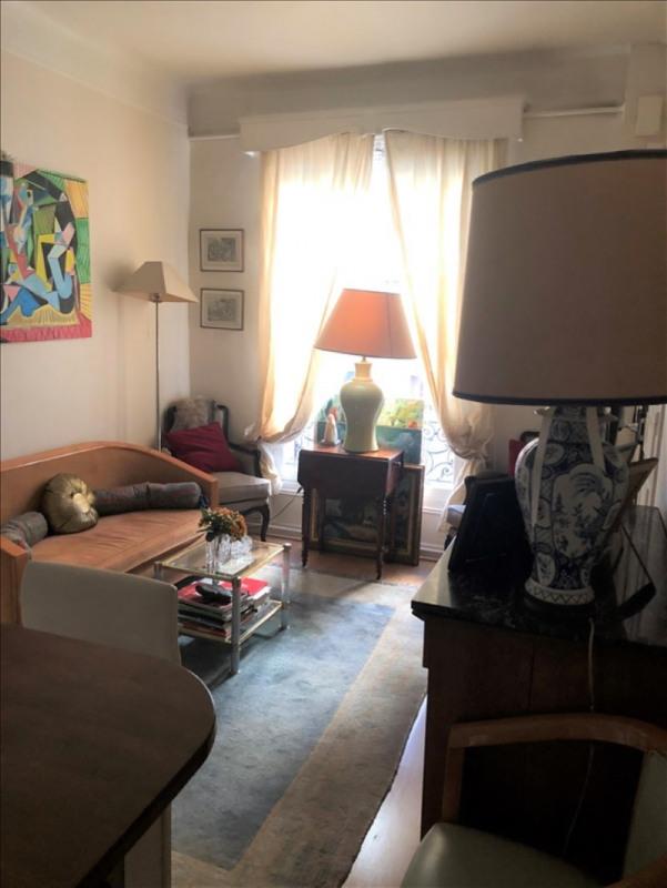 Sale apartment Paris 1er 520000€ - Picture 2