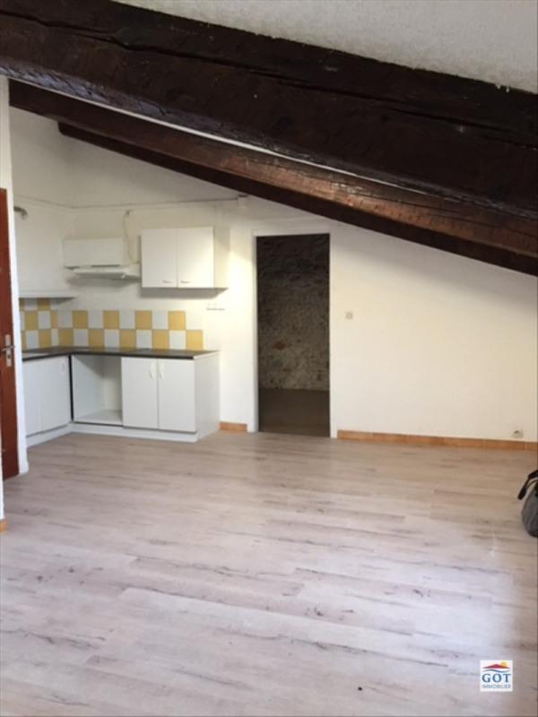 Verhuren  appartement St laurent de la salanque 500€ CC - Foto 1