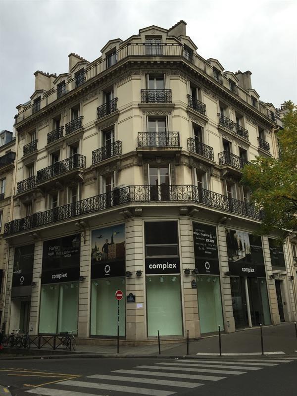 Rental building Paris 3ème 41667€ CC - Picture 1