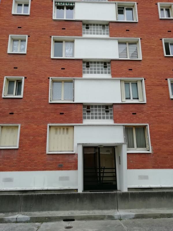 Rental apartment La garenne colombes 640€ CC - Picture 1