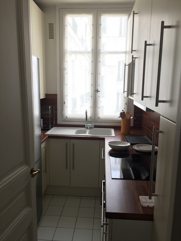 Rental apartment Paris 17ème 2700€ CC - Picture 3