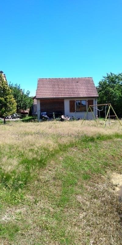 Vente maison / villa Charrin 49000€ - Photo 4