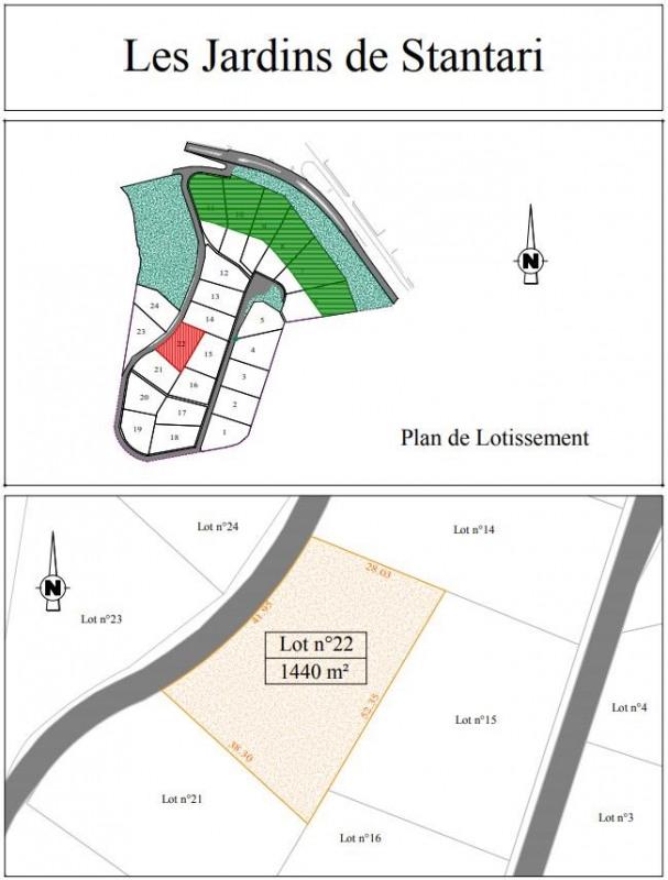 Sale site Sartène 109000€ HT - Picture 5