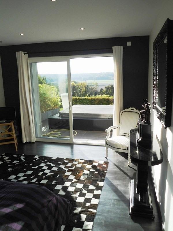 Revenda residencial de prestígio casa Englesqueville en auge 1293200€ - Fotografia 6