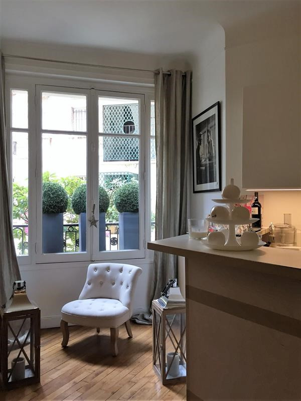 Location appartement Paris 16ème 2 150€ CC - Photo 1