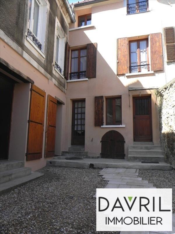 Revenda casa Andresy 289000€ - Fotografia 1