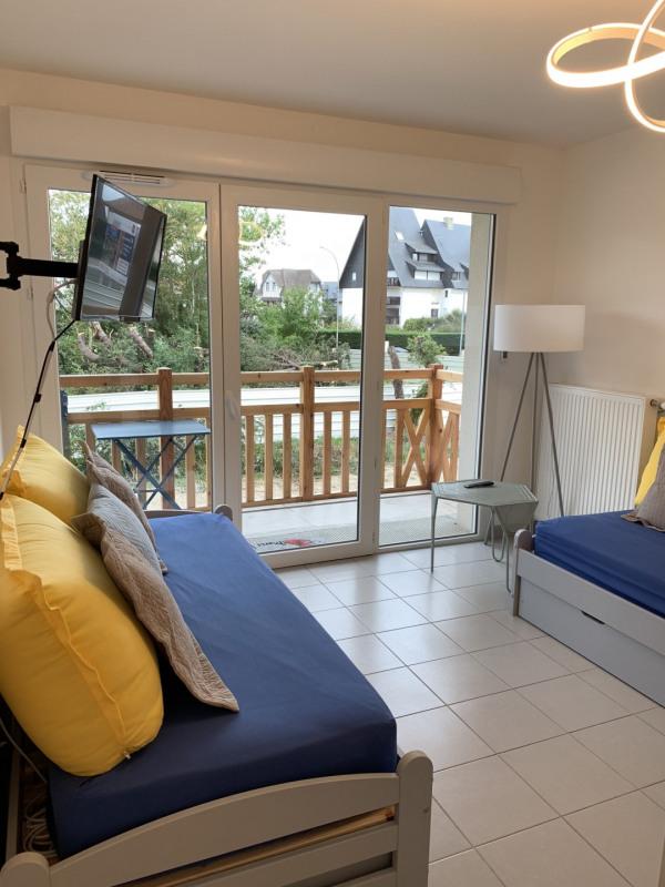 Verkoop  appartement Benerville sur mer 173000€ - Foto 4
