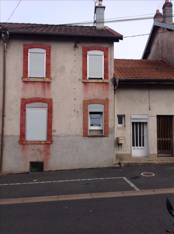 Vente maison / villa Moyenmoutier 39260€ - Photo 1