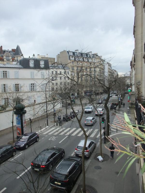 Rental apartment Paris 15ème 3500€ CC - Picture 11