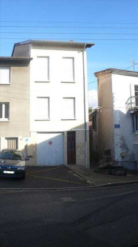 Sale building Courpiere 66000€ - Picture 1