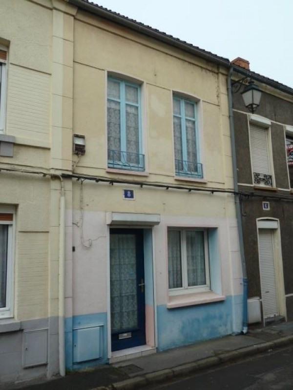 Produit d'investissement maison / villa Lillers 60000€ - Photo 1