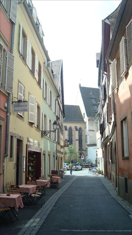 Location appartement Strasbourg 405€ CC - Photo 1