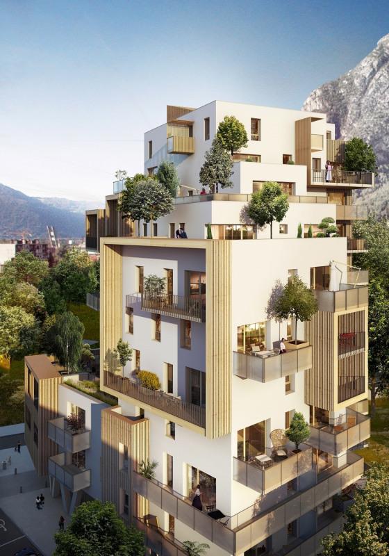 Neue wohnung neubau Grenoble  - Fotografie 1