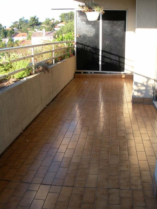 Rental apartment Nimes 597€ CC - Picture 1
