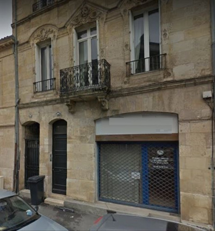 Vente local commercial Bordeaux 229 500€ - Photo 1