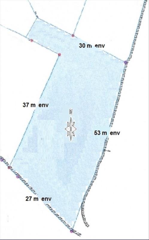 Vente terrain Plouhinec 89250€ - Photo 3