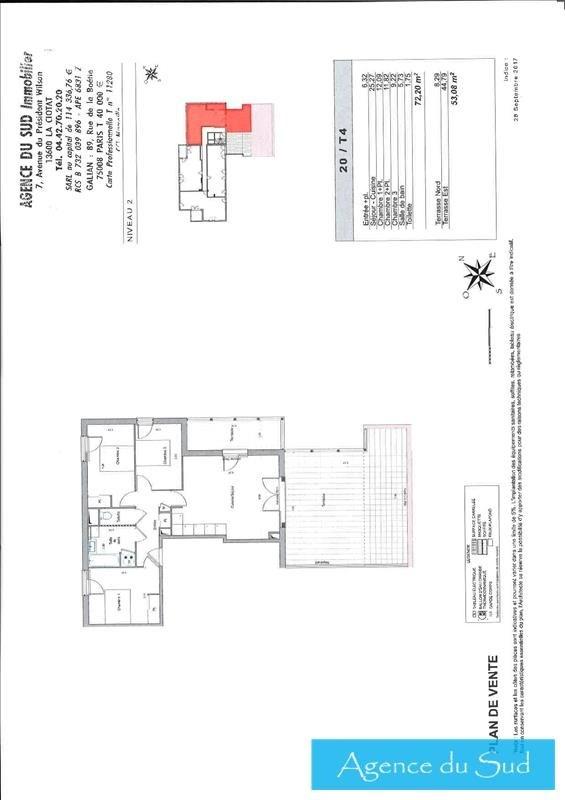 Vente appartement La ciotat 376000€ - Photo 1