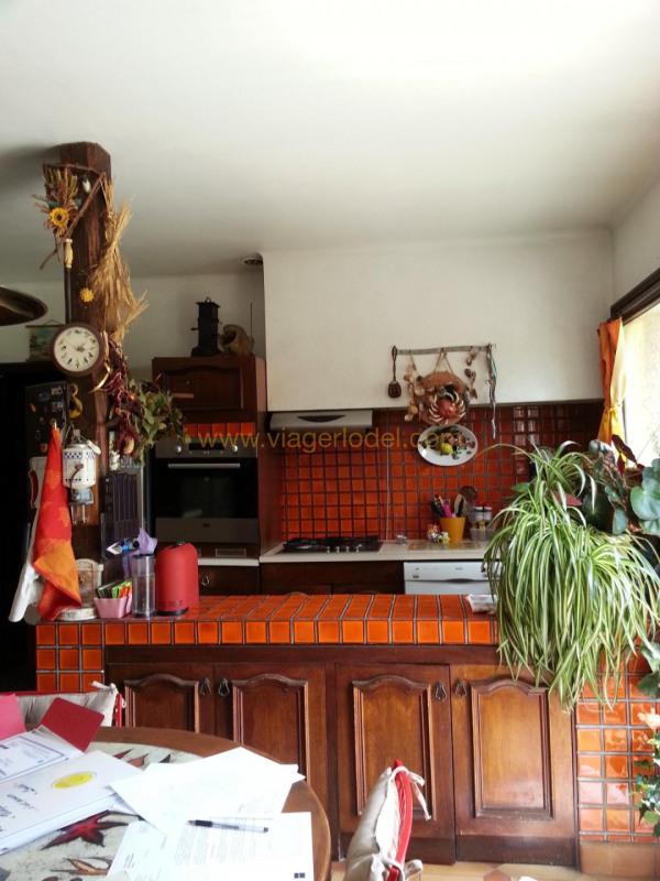 Vitalicio  casa Toulouse 280000€ - Fotografía 3
