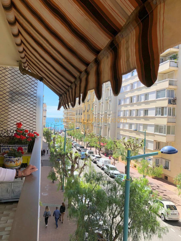 Vendita nell' vitalizio di vita appartamento Menton 297500€ - Fotografia 9